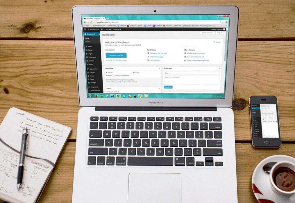 7 motivos para ter um site em WordPress