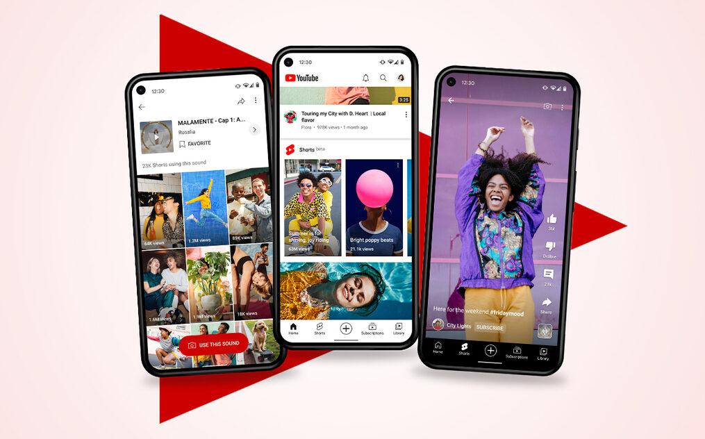 Youtube Shorts: uma nova opção para marcas e criadores de conteúdo